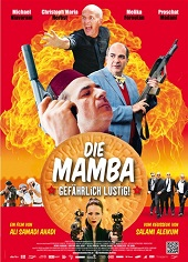 Die Mamba - Poster 2