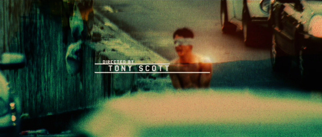 Tony Scott: Man on Fire