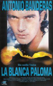 La Blanca Paloma Antonio Banderas VHS Cover
