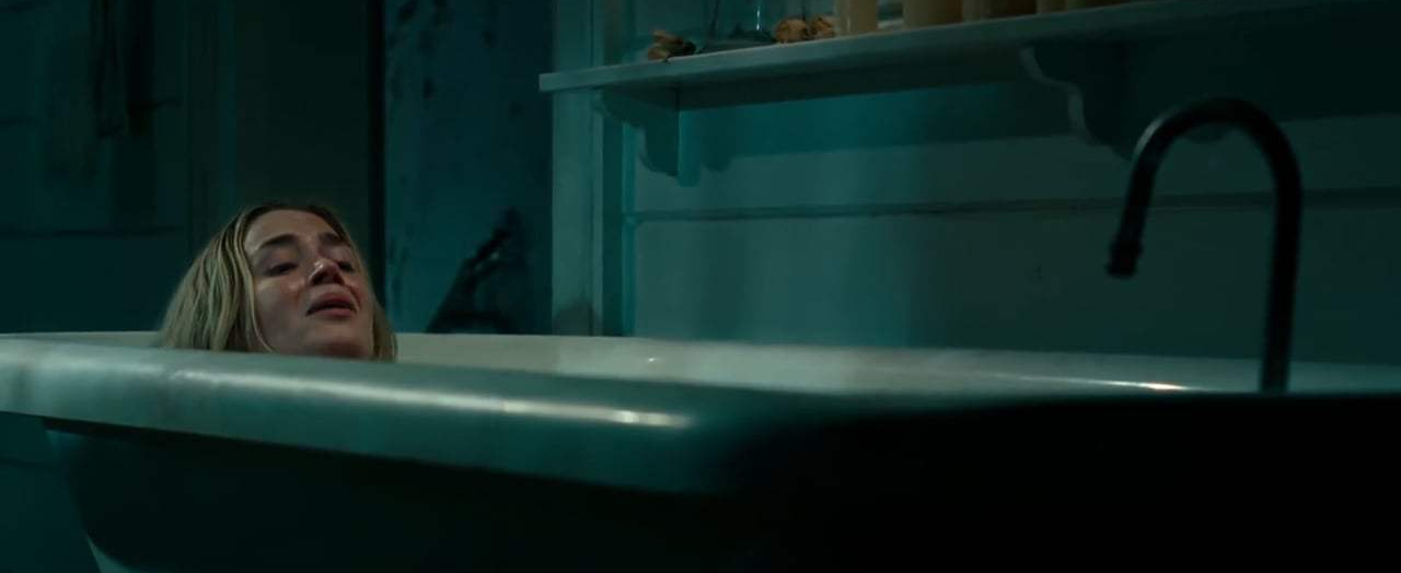 A Quiet PLace - Emily Blunt in Badewanne