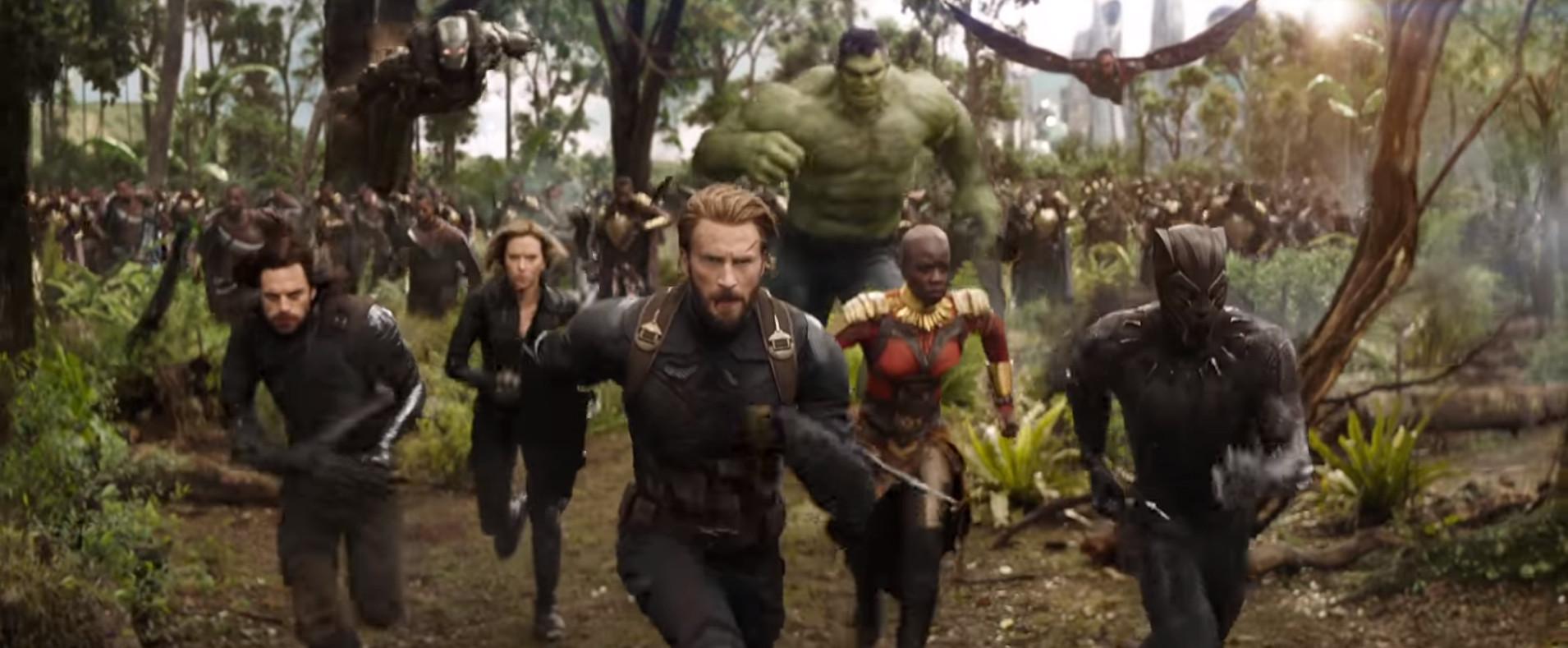 Avengers: Infinity War Hulk Bild
