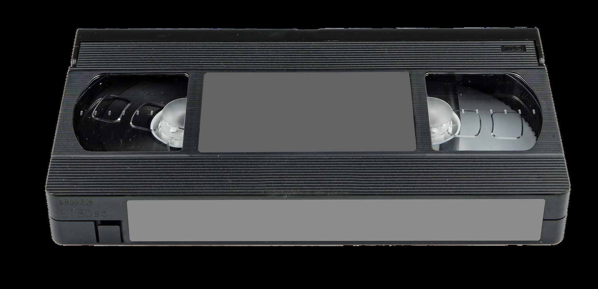 Videokassette VHS