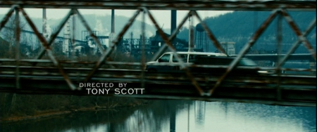 Directed by Tony Scott - Unstoppable