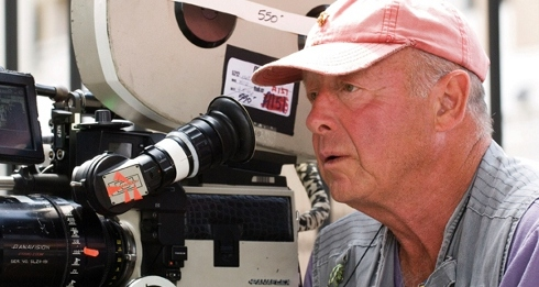 Tony Scott am Set von Man on Fire