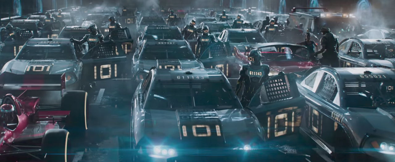 Ready Player One IOI Autos
