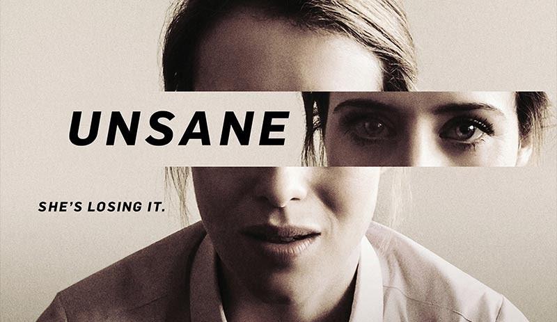 Unsane Poster-Motiv mit Claire Foy